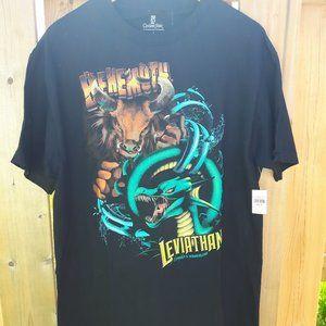 Cedar Fair Canada's Wonderland Battle Titans Shirt